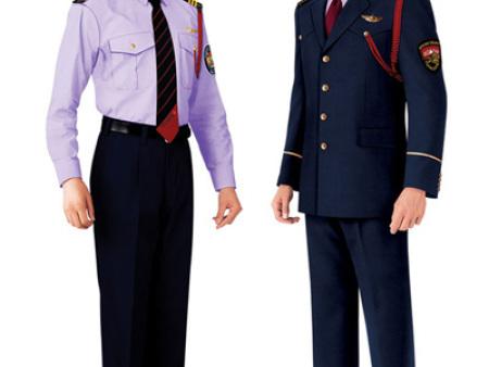 西安保安服生产厂家|保安服报价