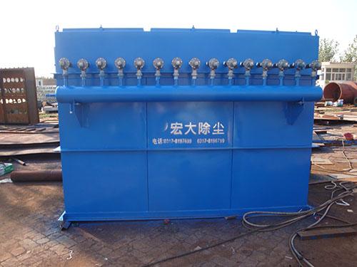 山东GMC高温布袋除尘器 大量供应品质可靠的布袋除尘器