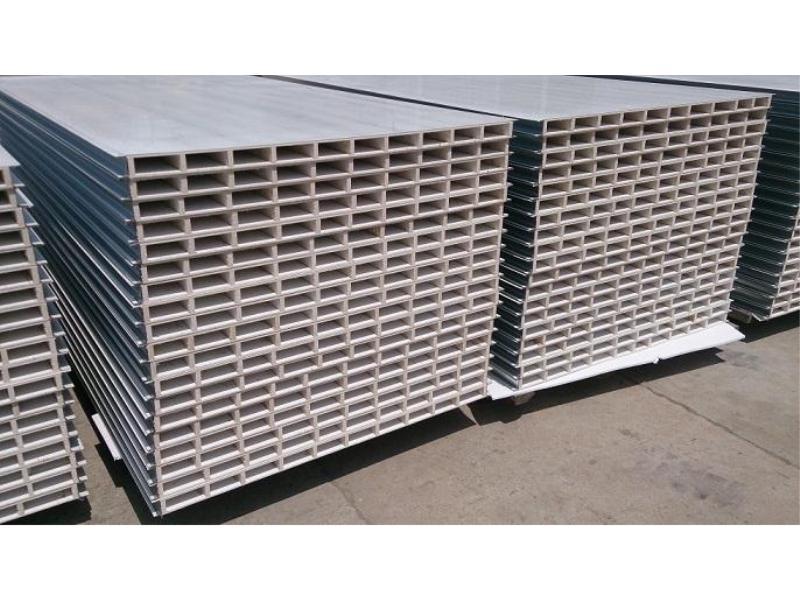 中山中空玻镁板_茂源彩钢夹芯板优惠的中空玻镁板供应