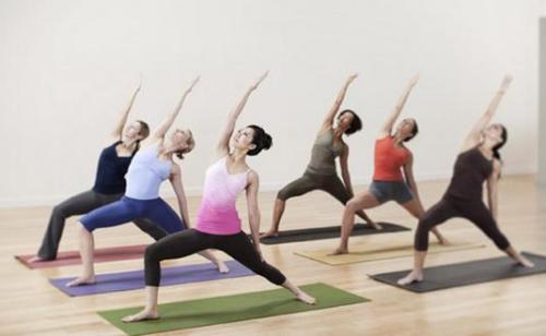 【雙櫻運動】7月13號14號5號曉玥乳腺康療瑜伽