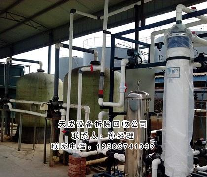 天成设备拆除回收,可信赖的回收二手锅炉服务商_回收二手锅炉资讯