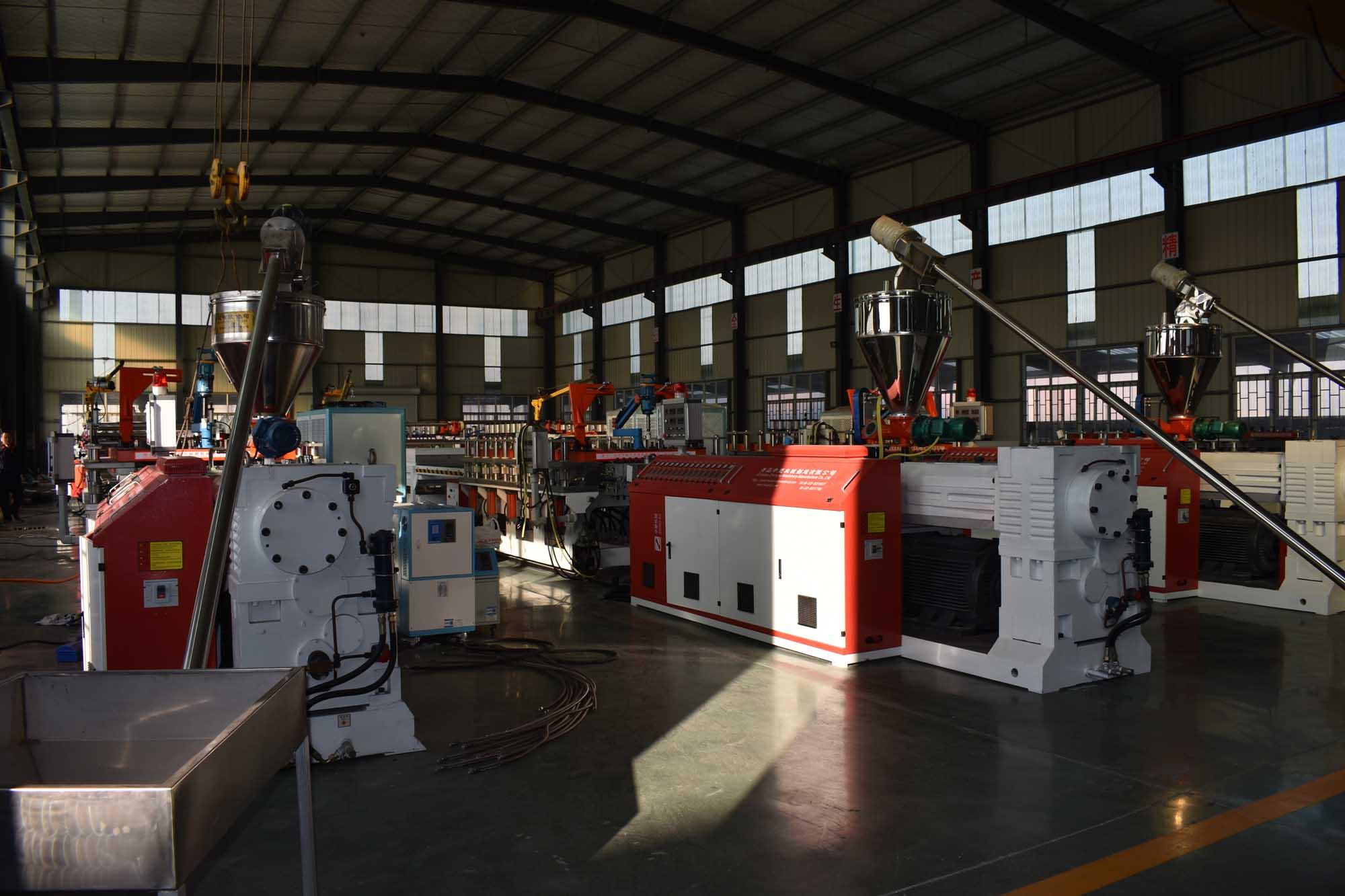 碳纤维浴柜板生产设备