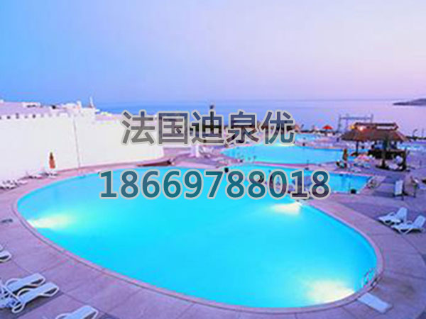 山东泳池工程-青岛游泳馆建设-震冈水