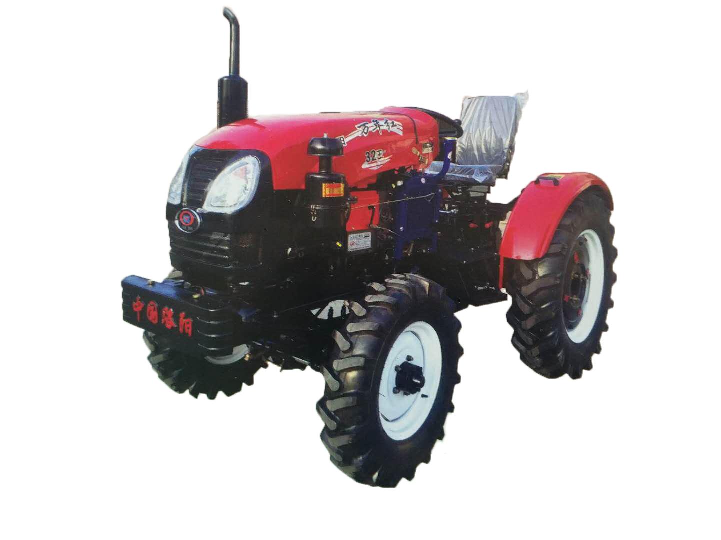 拖拉机,万年红,万年红拖拉机