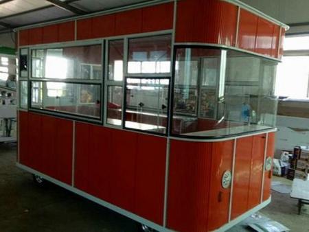 哈尔滨太阳能餐车哪家好 报价合理的沈阳太阳能餐车辽阳鑫禹机械制品供应