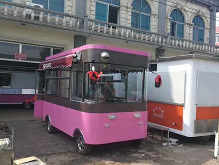 鑫禹太阳能餐车|辽宁知名的沈阳太阳能餐车供应商是哪家
