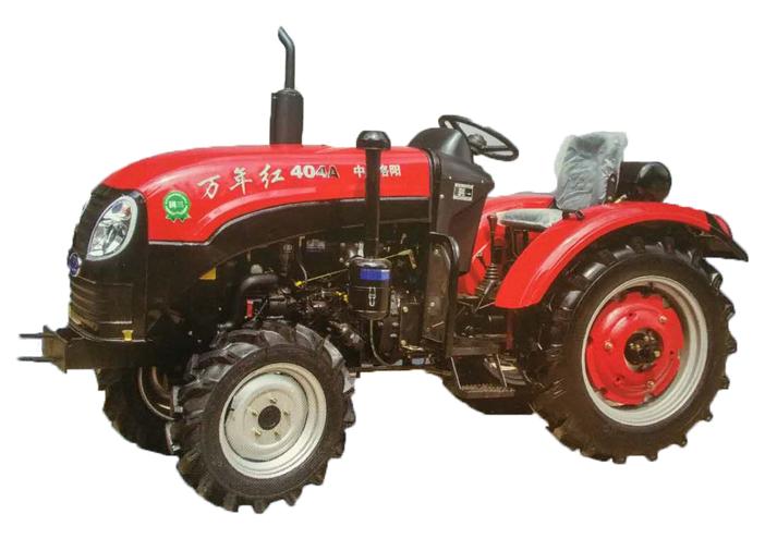 洛阳专业的万年红400A/404A拖拉机哪里买——厂家批发拖拉机