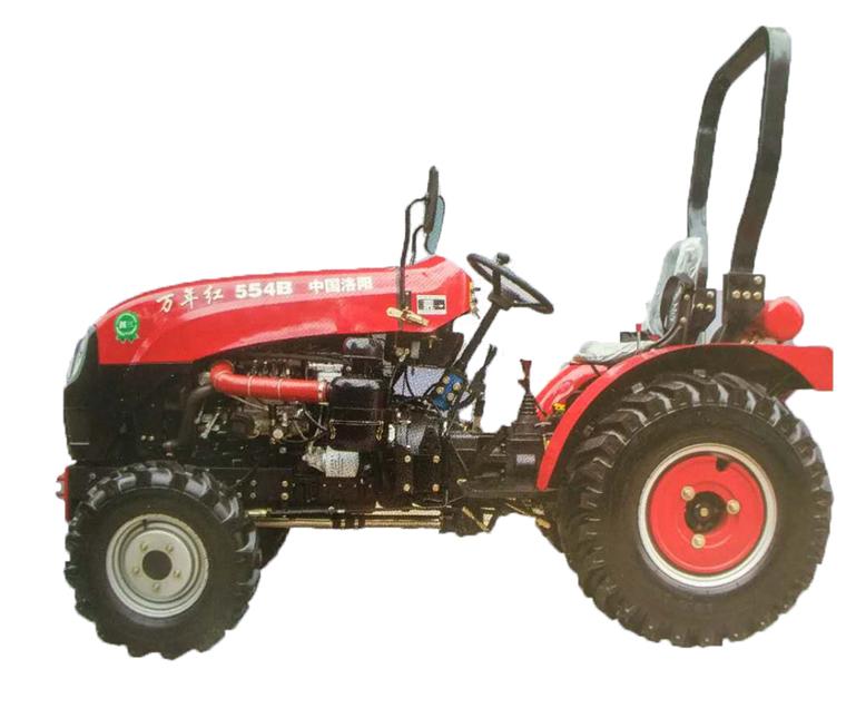 供销万年红550B/554B拖拉机——热卖万年红550B/554B拖拉机,洛阳万年红供应