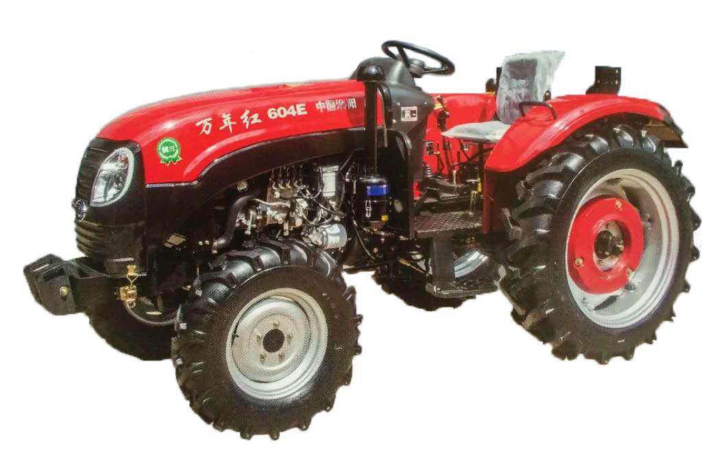 供应拖拉机-优质的万年红600E/604E拖拉机供应商当属洛阳万年红