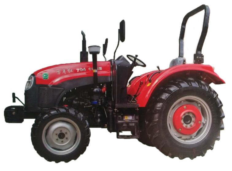 外贸万年红700/704拖拉机_优质的万年红700/704拖拉机供应商当属洛阳万年红