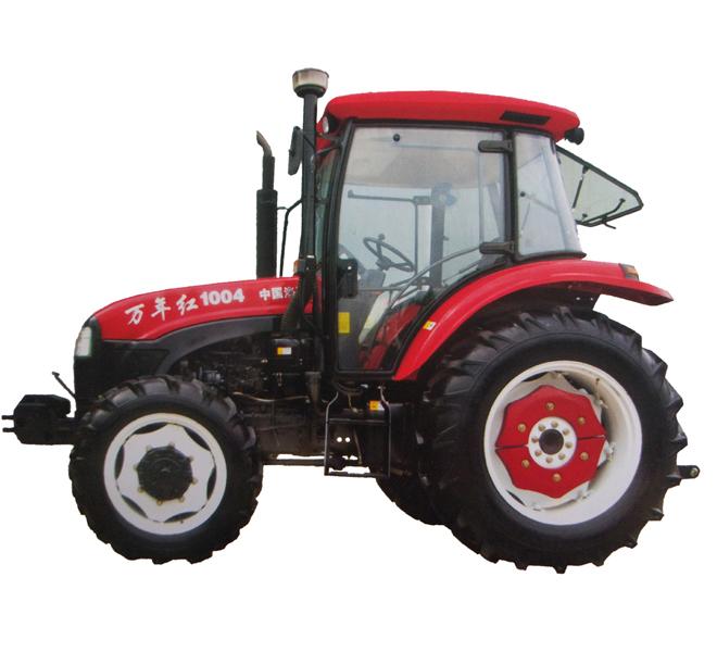 出口拖拉机——洛阳哪里有供应价位合理的万年红1000/1004拖拉机