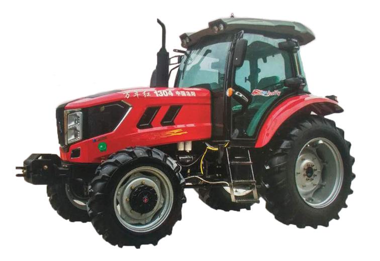 洛阳万年红供应优质的万年红1300/1304拖拉机——出售拖拉机