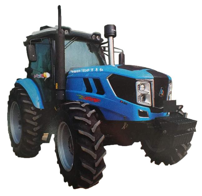 万年红1504F拖拉机厂家直销价格-内销拖拉机