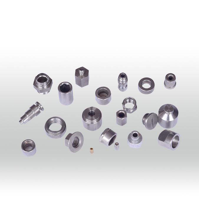供應浙江價位合理的不銹鋼非標冷墩螺母|五金水暖螺母加工