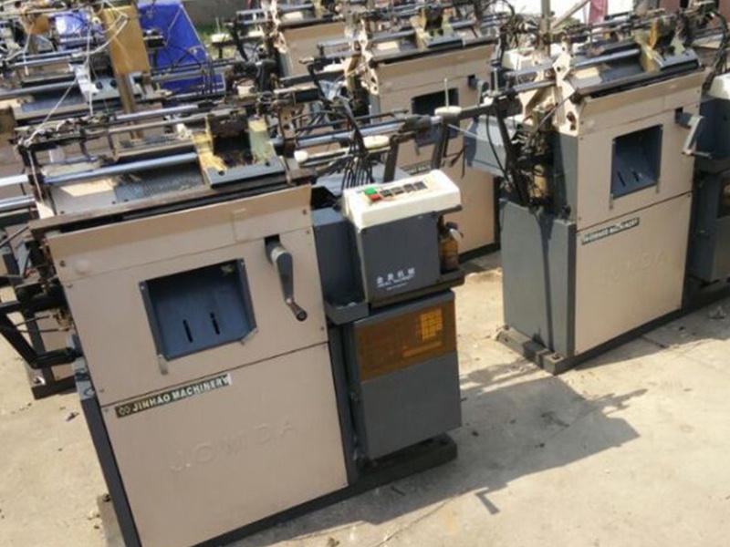 袜子机厂家-律克针织机械商行提供安全的全自动袜子机