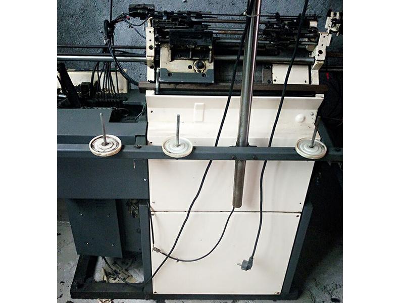 黑龍江襪子機廠家-律克針織機械商行好用的全自動襪子機出售