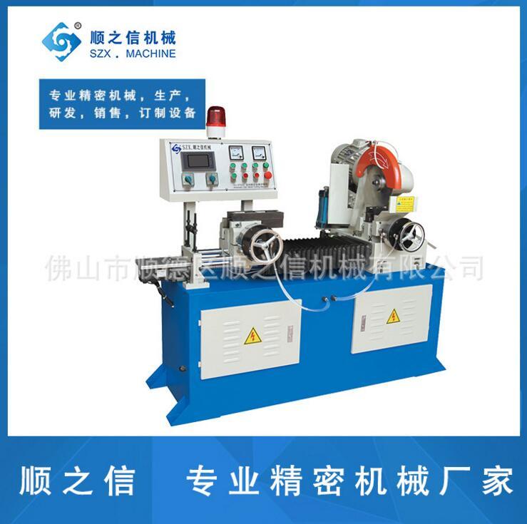 中国自动数控金属切管机厂家-位于佛山规模大的自动数控金属切管机厂家