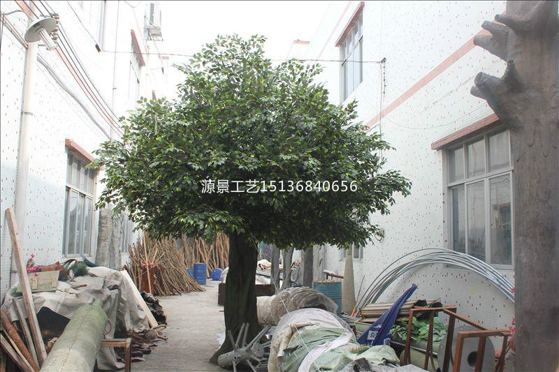 有品质的仿真树厂家在许昌-仿真植物墙