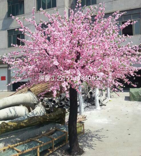 仿真树厂家-您的品质之选-绿植工艺品批发