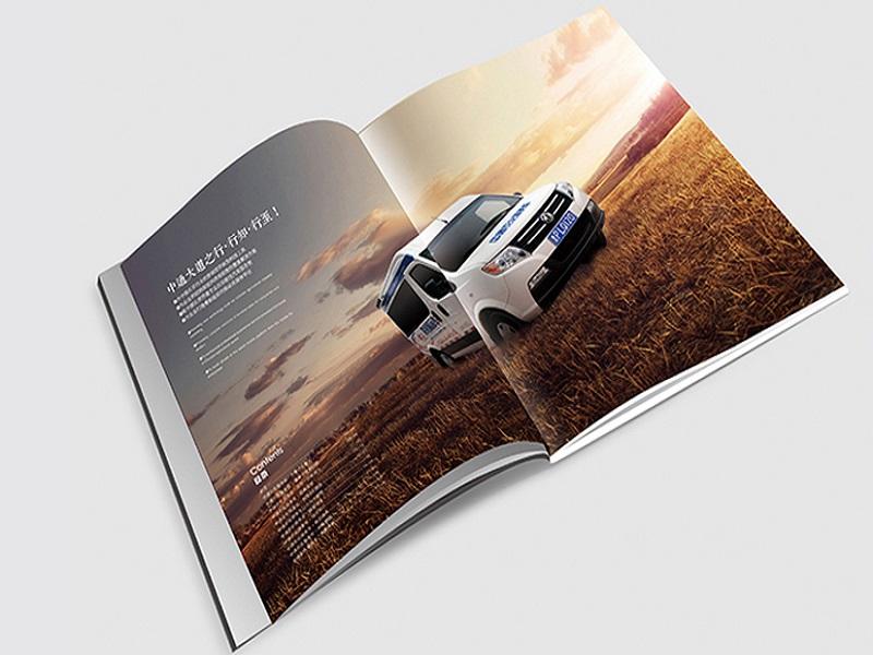西安畫冊制作——可信賴的陜西企業畫冊設計公司