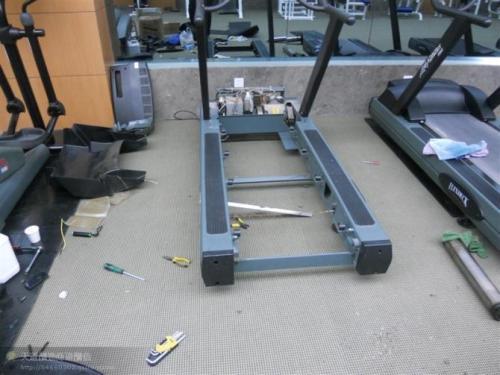可信赖的健身器材维修当选西安伟达家电——跑步机维修