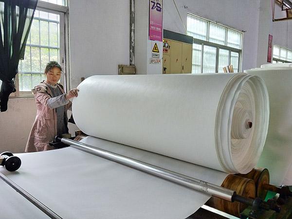 无纺布复合泡棉加工哪里有 复合泡棉