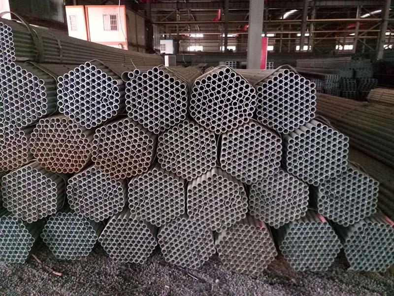 郑州区域专业哪里有镀锌管厂家-哪里有镀锌管