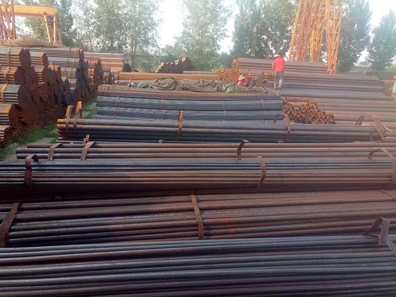承压能力强的河南焊接管——孟津焊接管供应商