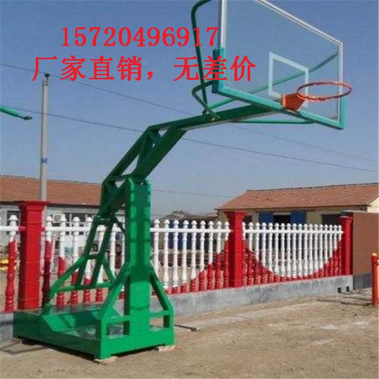 地埋籃球架市場價格 滄州哪里有供應款式新的地埋籃球架