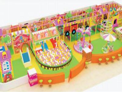 兒童樂園加盟多少錢-創新的淘氣堡樂園就在智多寶動漫科技