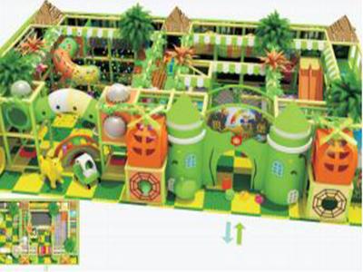 儿童游乐_划算的淘气堡乐园就在智多宝动漫科技