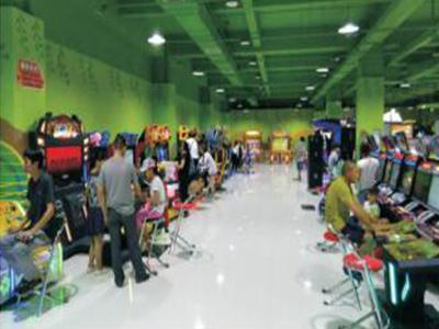 广东游艺电玩园生产厂家-游艺电玩园哪里有卖