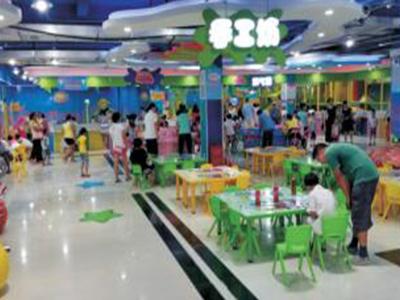 广州益智乐园供应-广州有品质的益智乐园供应商