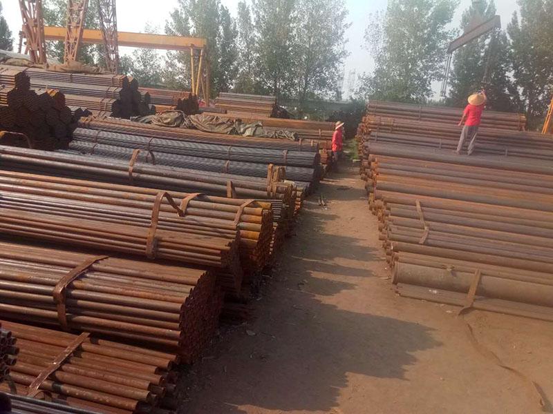 濮阳焊接钢管,郑州坤嘉商贸优质河南焊接管批发
