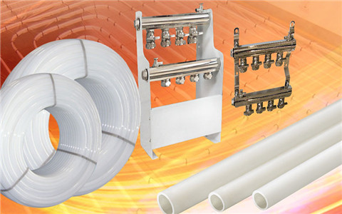 供應西寧劃算的PERT地暖管_青海PVC排水管哪家好