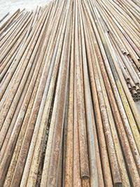 辽宁螺旋管回收-优良螺旋管回收沈阳耶利米物资回收经销处提供