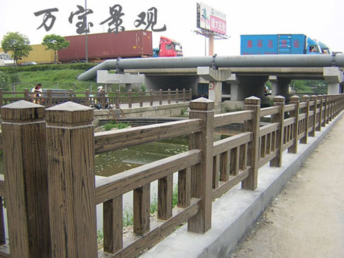 河池花瓶柱栏杆安装厂家 柳州水泥围栏