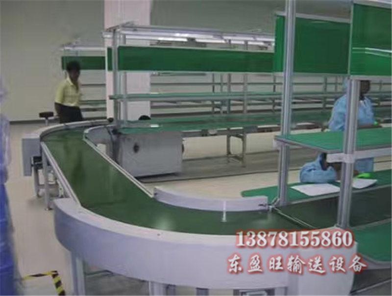 广西流水线输送带——广西皮带输送机-南宁输送机