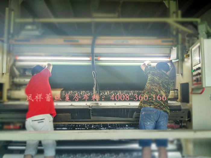 TPU复合蕾丝,专业的蕾丝复合加工服务商当属金凤桥复合科技公司
