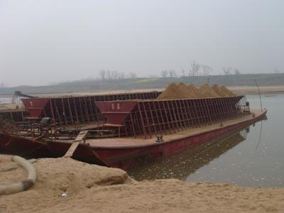 小型运沙船_受欢迎的运沙船推荐