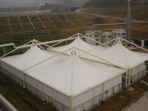 污水池反吊膜工程|新疆污水池反吊膜供应