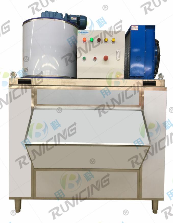 上海用科制冰机怎么样-用科吧台颗粒制冰机