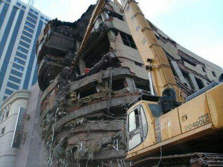 沈阳房屋烟囱拆除公司,大兴安岭房屋拆除
