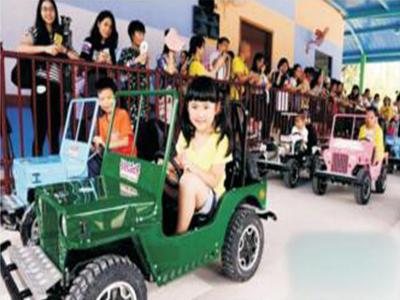 广州儿童驾校厂家供应|广州知名的儿童驾校供应商