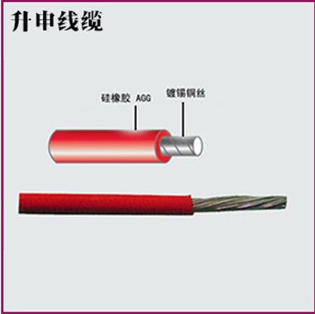 常州生产硅橡胶高压线 哪里能买到高性价硅橡胶高压线