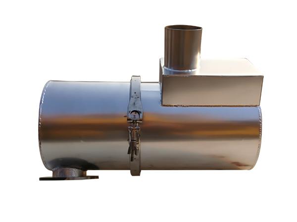 安阳装载机汽车尾气净化器_鹏程机械_质量好的装载机尾气净化器提供商