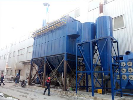 【圣贤】工业除尘设备 工业除尘设备厂家