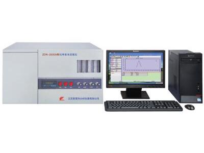 ZDN-2000A型化学发光定氮仪