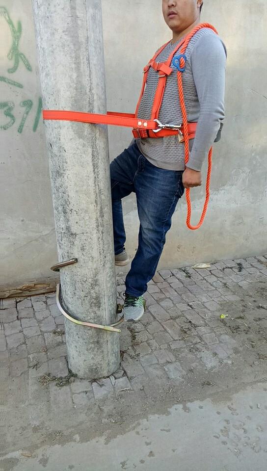 安全带_双背式安全带_电力安全带_双背安全带