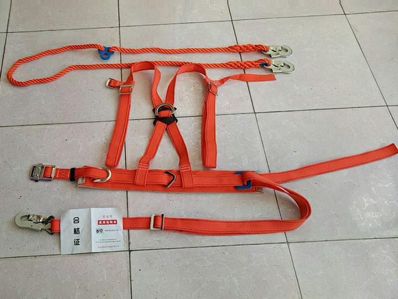 惠州安全带供应_双背双钩安全带-广东恒安顺电力设备服务
